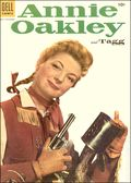 Annie Oakley and Tagg (1955 Dell) 4
