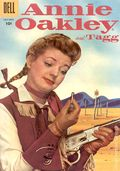 Annie Oakley and Tagg (1955 Dell) 8