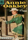 Annie Oakley and Tagg (1955 Dell) 13