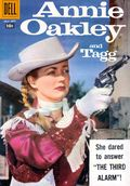 Annie Oakley and Tagg (1955 Dell) 16
