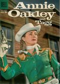 Annie Oakley and Tagg (1955 Dell) 18