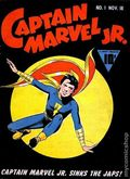 Captain Marvel Jr. (1942) 1