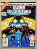 Marvel Special Edition Close Encounters (1978) Treasury 1W