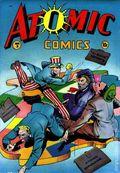 Atomic Comics (1946 Green Pub.) 3
