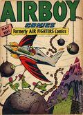 Airboy Comics (1945-1953 Hillman) Vol. 3 #4