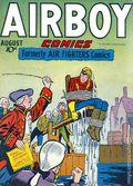 Airboy Comics (1945-1953 Hillman) Vol. 3 #7
