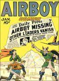 Airboy Comics (1945-1953 Hillman) Vol. 3 #12