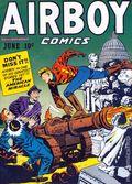 Airboy Comics (1945-1953 Hillman) Vol. 4 #5