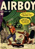 Airboy Comics (1945-1953 Hillman) Vol. 6 #6