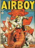 Airboy Comics (1945-1953 Hillman) Vol. 6 #9