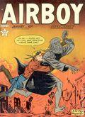 Airboy Comics (1945-1953 Hillman) Vol. 6 #12