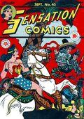 Sensation Comics (1942) 45