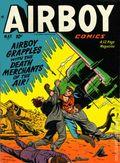 Airboy Comics (1945-1953 Hillman) Vol. 8 #4