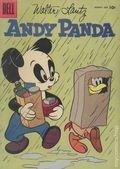 Andy Panda (1953-1962 Dell) 39