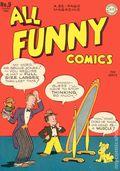 All Funny Comics (1943) 9