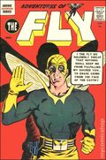 Adventures of the Fly (1959 Archie) 3