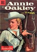 Annie Oakley and Tagg (1955 Dell) 5