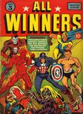 All Winners Comics (1941) 3