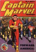 Captain Marvel Adventures (1941-1953 Fawcett) 8