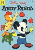 Andy Panda (1953-1962 Dell) 34