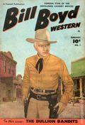 Bill Boyd Western (1950-1952 Fawcett) 1