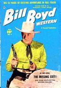 Bill Boyd Western (1950-1952 Fawcett) 5