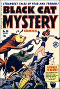 Black Cat Mystery (1951 Harvey) 30