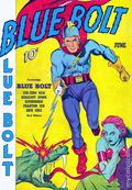 Blue Bolt Vol. 01 (1940) 1