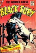 Black Fury (1956 Charlton) 9