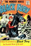 Black Fury (1956 Charlton) 12
