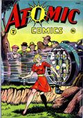 Atomic Comics (1946 Green Pub.) 4