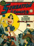 Sensation Comics (1942) 1