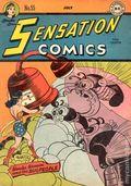 Sensation Comics (1942) 55