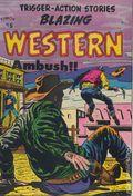 Blazing Western (1954 Timor) 5