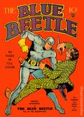 Blue Beetle (1939 Fox/Holyoke) 1