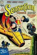Sensation Comics (1942) 100
