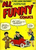 All Funny Comics (1943) 1