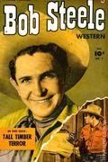 Bob Steele Western (1950-1952 Fawcett) 7