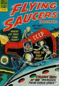 Flying Saucers (1967 Dell) 2