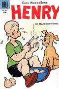 Henry (1948 Dell) 52