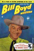 Bill Boyd Western (1950-1952 Fawcett) 4