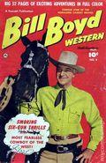 Bill Boyd Western (1950-1952 Fawcett) 8