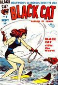 Black Cat Comics (1946 Harvey) 7
