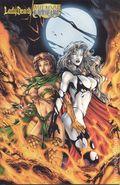 Lady Death Medieval Witchblade (2001) 1PREMIUM