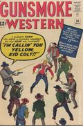 Gunsmoke Western (1955 Marvel/Atlas) 69