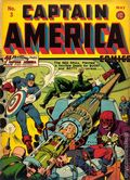 Captain America Comics (1941 Golden Age) 3