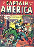 Captain America Comics (1941 Golden Age) 6