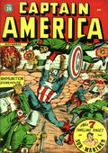 Captain America Comics (1941 Golden Age) 20