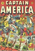 Captain America Comics (1941 Golden Age) 29