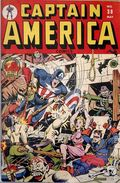 Captain America Comics (1941 Golden Age) 38